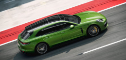 Porsche ukázalo Panameru vo verziách GTS a GTS Sport Turismo