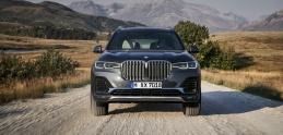 Pozrite si nové BMW X7, dostalo najväčšie obličky v histórii značky