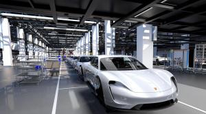Porsche Taycan: Toto vieme o prvom elektromobile značky