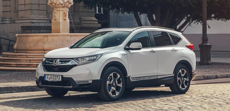 Honda zverejnila ceny hybridnej verzie modelu CR-V