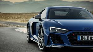 Audi modernizovalo výkonný model R8