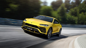 Lamborghini Urus je neskutočne rýchle: Zrýchli na 100 pod 3 sekundy