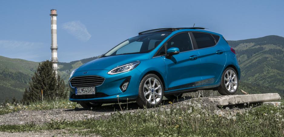 Test Fordu Fiesta: Keď hľadáte menšie auto na dlhšie trasy