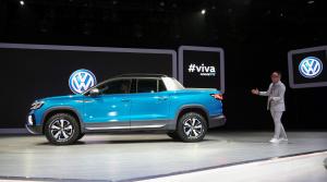 Volkswagen Tarok je nový koncept pickupu. Sériový nástupca je už istý