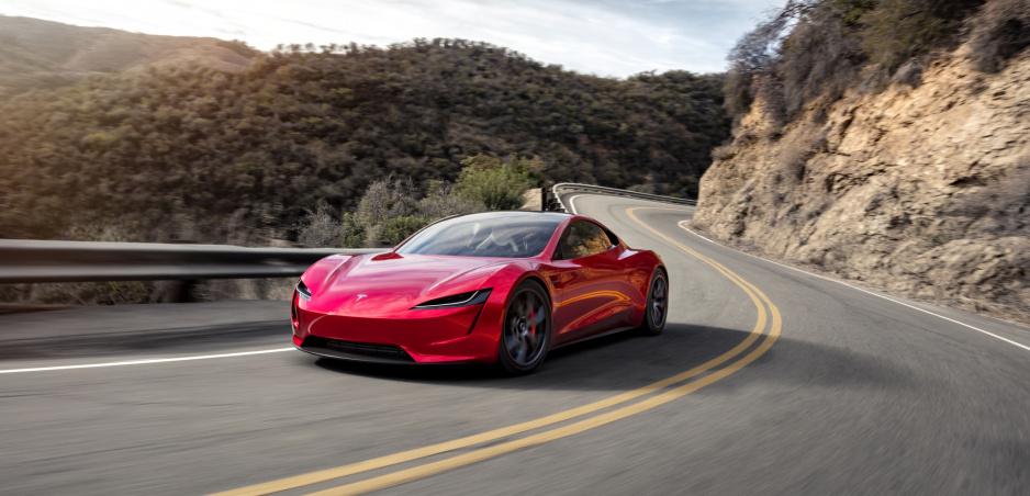 """Nový Tesla Roadster bude """"najrýchlejší športiak sveta"""""""