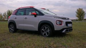 Test Citroën C3 Aircross: Imidžovka s nádychom praktickosti