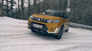 Test: S modernizovaným Suzuki Vitara sme privítali prvý sneh