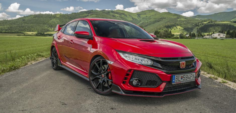 Test: Honda Civic Type R je pre skutočných fanúšikov