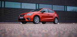 Test Seat Ibiza FR: Myška s dušou leva