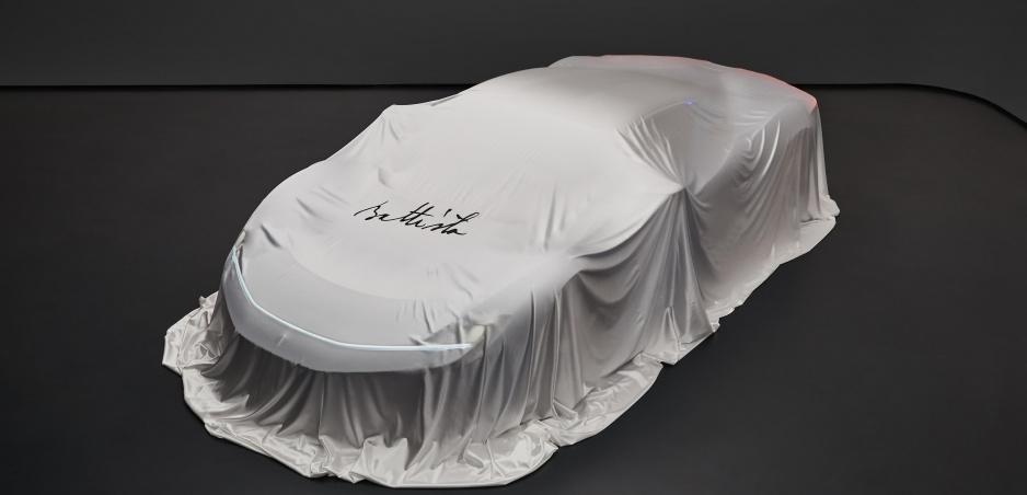 Najvýkonnejšie auto talianskej histórie dostalo meno Battista
