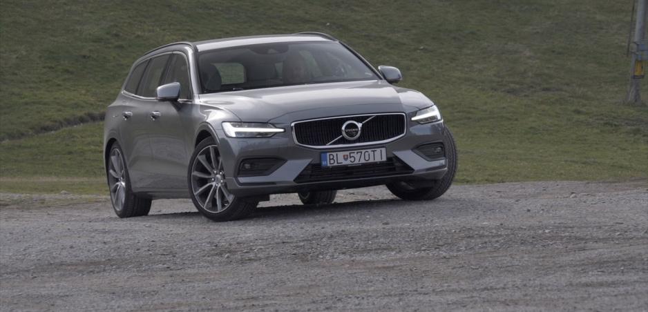 Test: Volvo V60 nie je vôbec lacné, ale radí sa k špičke
