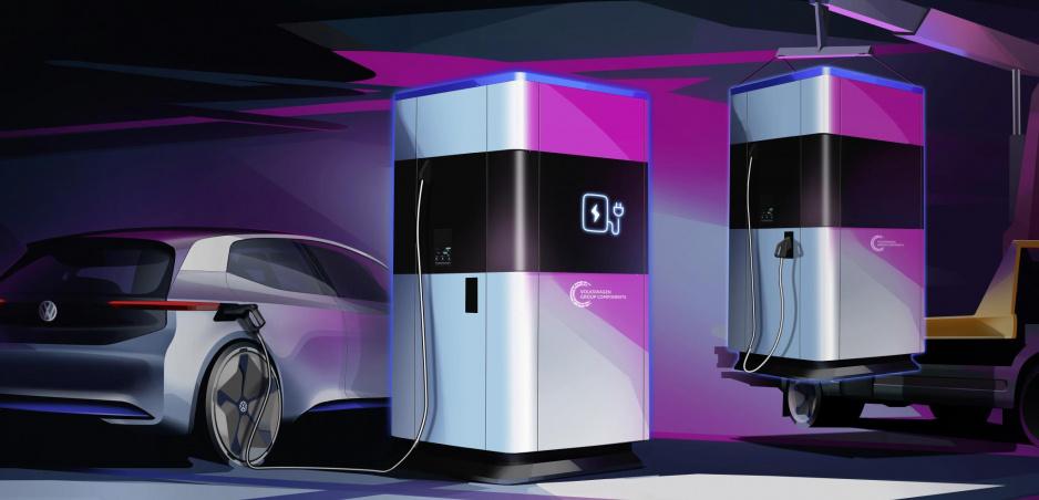 Volkswagen prichádza s mobilnými nabíjacími stanicami