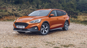 Ford začal s predajom Focusu Active aj na Slovensku