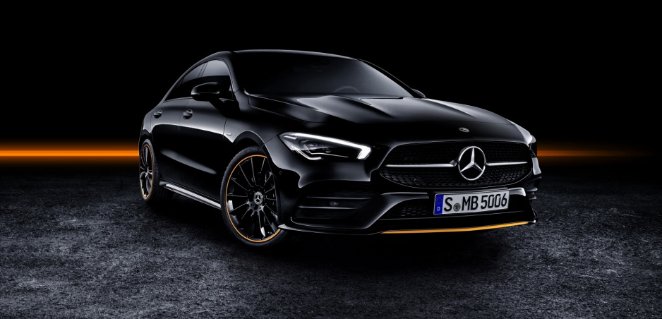 Mercedes odhalil elegantné kupé CLA