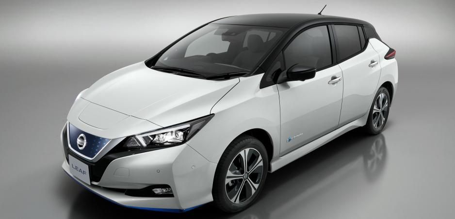 Limitovaná edícia Nissanu Leaf dostane o 100 km dlhší dojazd