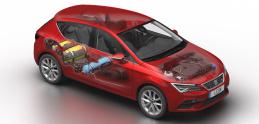 Aj Seat Leon dostal motor 1,5 TGI na plyn s dlhším dojazdom