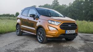 Test: Ford EcoSport má veľký potenciál, ale aj detské chyby