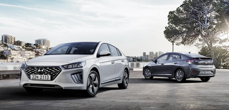 Hyundai modernizuje hybridný aj plug-in hybridný Ioniq