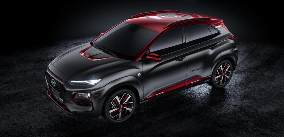 Hyundai pripravil špeciálnu verziu Kony, inšpirovanú filmom Iron Man