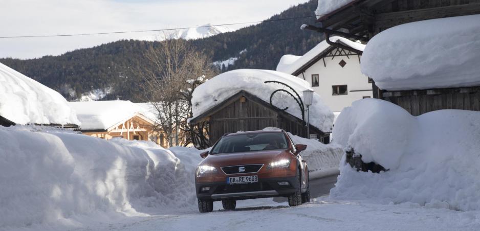 Pretekár Jordi Gené radí, ako jazdiť bezpečne na snehu