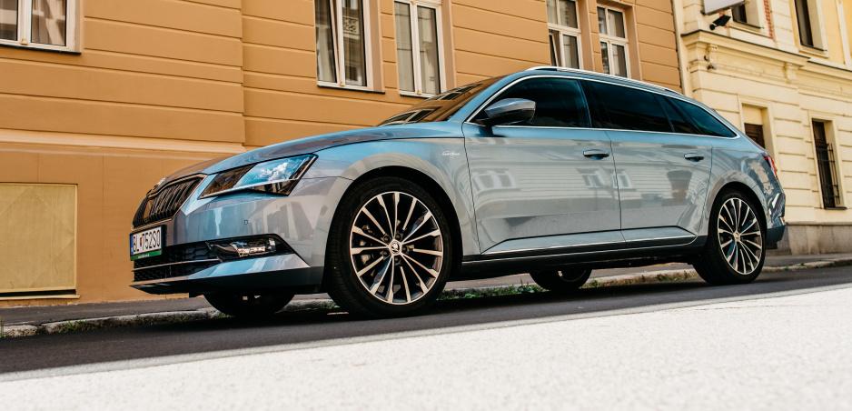 Škoda hlási na Slovensku úspech. Predala najviac áut za 12 rokov