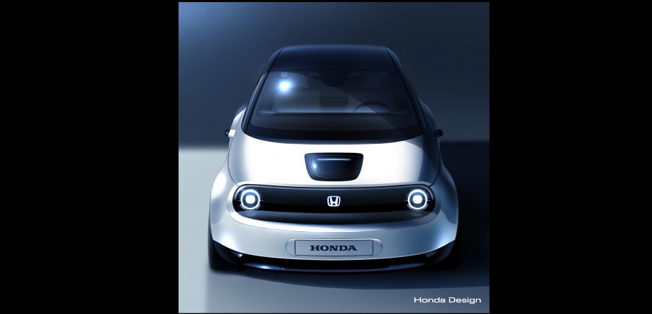 Honda posúva najkrajší elektrický koncept do fázy prototypu, ukáže ho v Ženeve