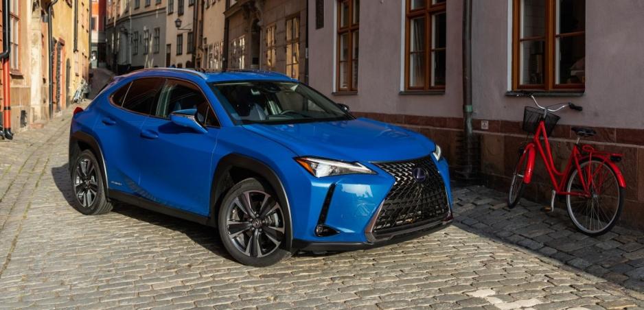 Záujem o Lexus UX v Japonsku prekonal očakávania. Predáva sa aj na Slovensku