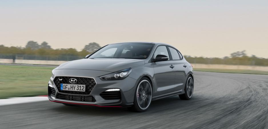 Hyundai zverejnil slovenské ceny ostrého modelu i30 Fastback N