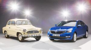 Škoda Octavia oslavuje šesťdesiatku