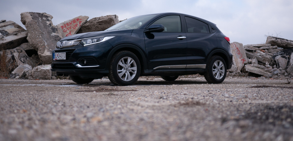Test Honda HR-V 2019: Lepší dizajn s veľkou ambíciou