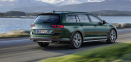 Volkswagen Passat dostal nový naftový motor a vylepšenú plug-in hybridnú jednotku