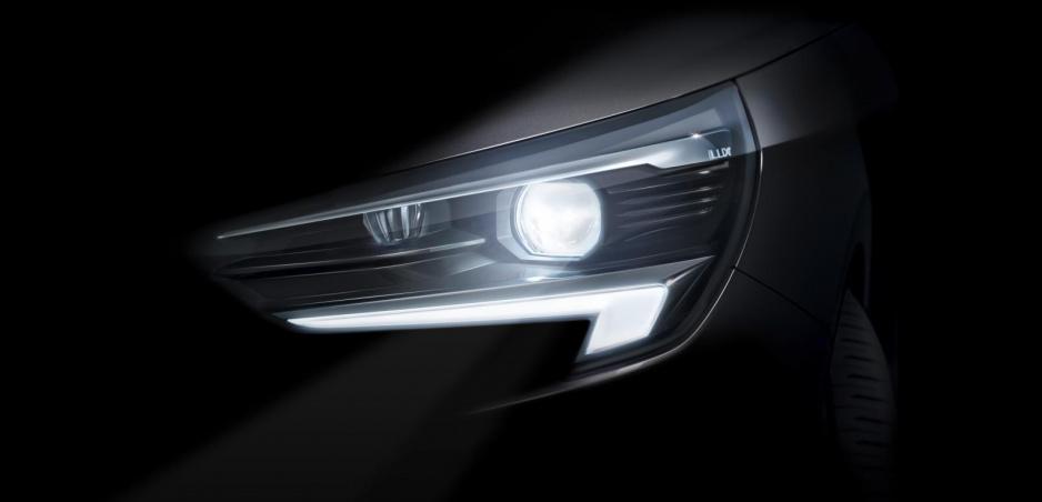 Opel Corsa dostane svetlá s vyspelou technológiou