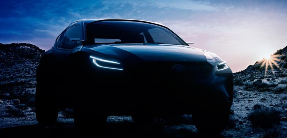 Subaru predstaví v Ženeve VIZIV Adrenaline Concept