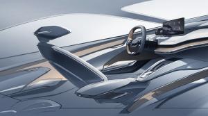 Škoda Vision iV: Skica ukazuje, ako bude vyzerať interiér elektromobilu