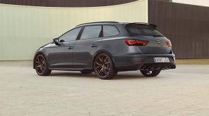 Z limitovanej verzie Seat Leon Cupra R ST sa na Slovensku predá len päť kusov