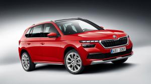Škoda Kamiq odhalená, je o niečo väčšia ako Seat Arona