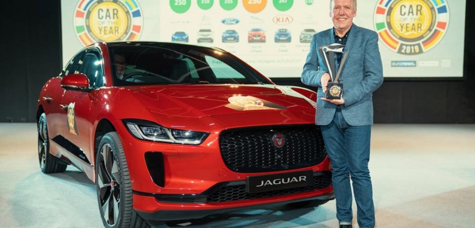 Autom roka sa stal v najtesnejšom súboji Jaguar I-Pace