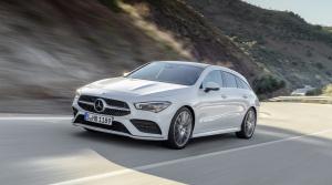 Autosalón Ženeva: Mercedes ukázal CLA Shooting Brake