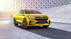Autosalón Ženeva: Elektrická Škoda Vision iV dostane sériového nástupcu v budúcom roku