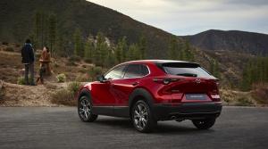 Autosalón Ženeva: Nová Mazda CX-30 sa veľkostne zaradila medzi modely CX-3 a CX-5