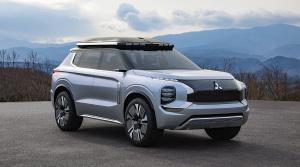 Autosalón Ženeva: Mitsubishi Engelberg ukazuje nový dizajn exteriéru a interiéru