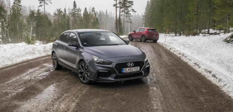 Test: Hyundai i30 Fastback N-Line sme potrápili na švédskych (ne)cestách