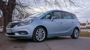 Test Opel Zafira: Posledné MPV Oplu, so skvelým podvozkom