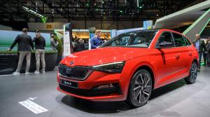 Škoda zvažuje športovo ladenú Scalu RS