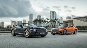 Bentley odhalilo Continental GT s motorom V8