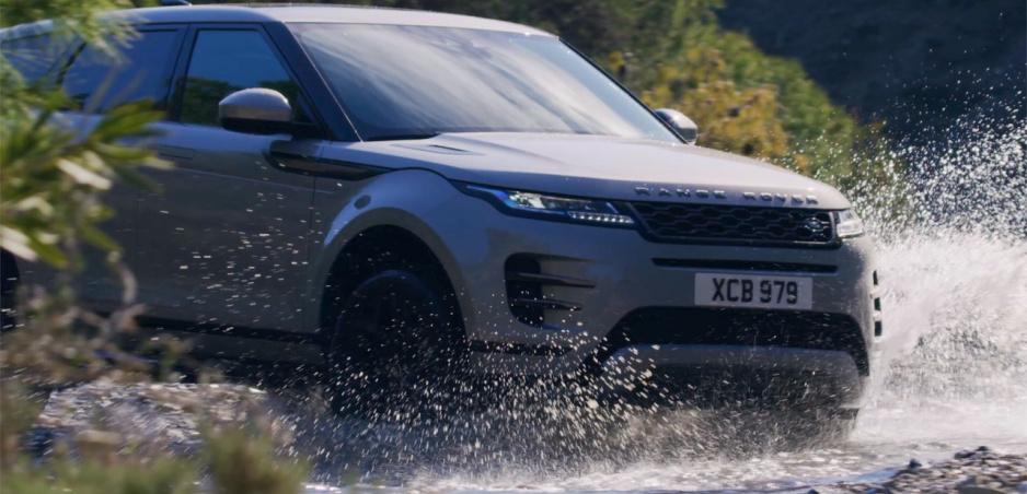 Prvá jazda Range Rover Evoque: Imidžové auto sme vyskúšali na gréckych necestách