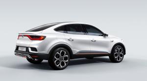 XM3 INSPIRE je nové SUV kupé značky Renault