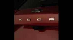 Ford poodhalil novú generáciu Kugy