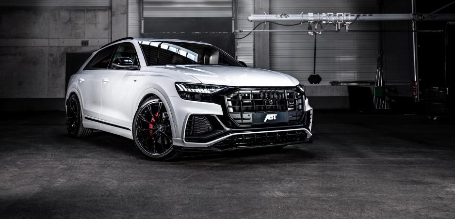 Spoločnosť ABT upravila Audi Q8. Je silnejšie a krajšie
