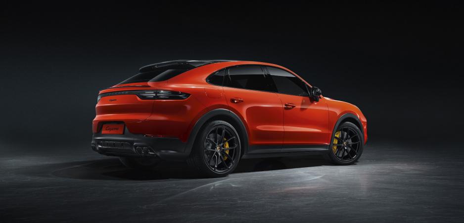 Porsche zverejnilo českú cenu Cayennu Coupé